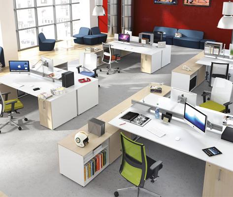 Come arredare un ufficio idee arredo ufficio a t u varese for Arredare ufficio idee