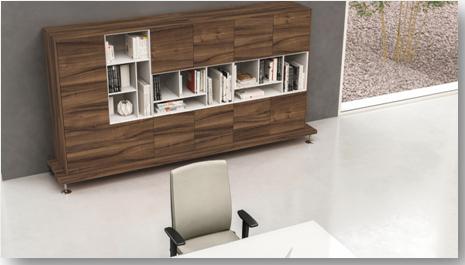 Libreria Ufficio Ante Scorrevoli : Libreria per ufficio atu