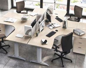 Ufficio Piccolo Arredo : Arredamento ufficio open space mobili per ufficio a t u gallarate