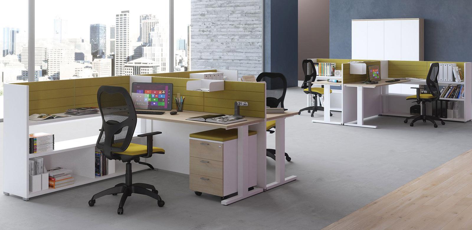 Arredo ufficio arredamento e mobili per ufficio su misura for Mobili x ufficio economici
