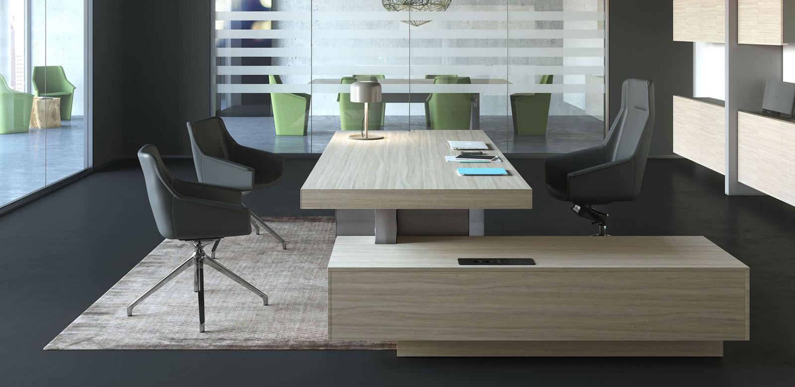 Arredo ufficio arredamento e mobili per ufficio su misura for Arredo ufficio design outlet