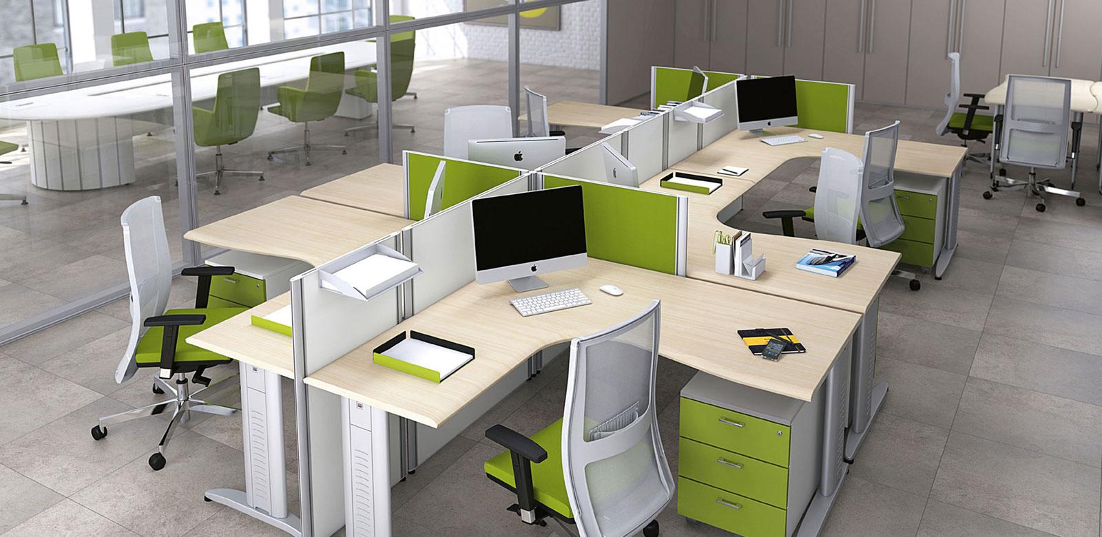 Arredo ufficio arredamento e mobili per ufficio su misura for Arredamento tavoli