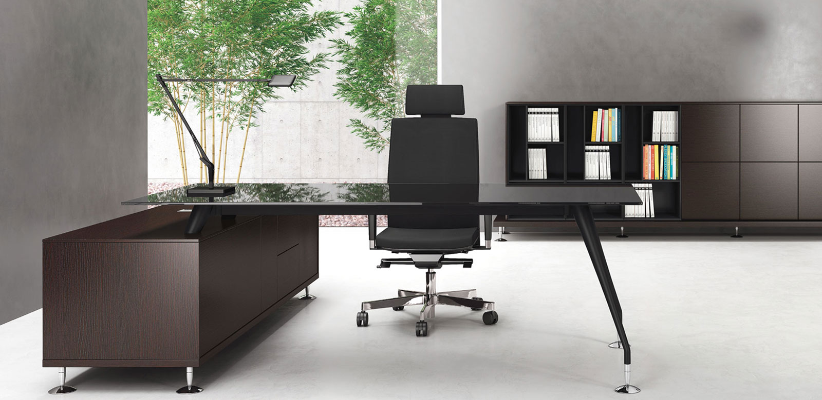 Arredo ufficio arredamento e mobili per ufficio su misura atu gallarate varese - Come arredare un ufficio moderno ...