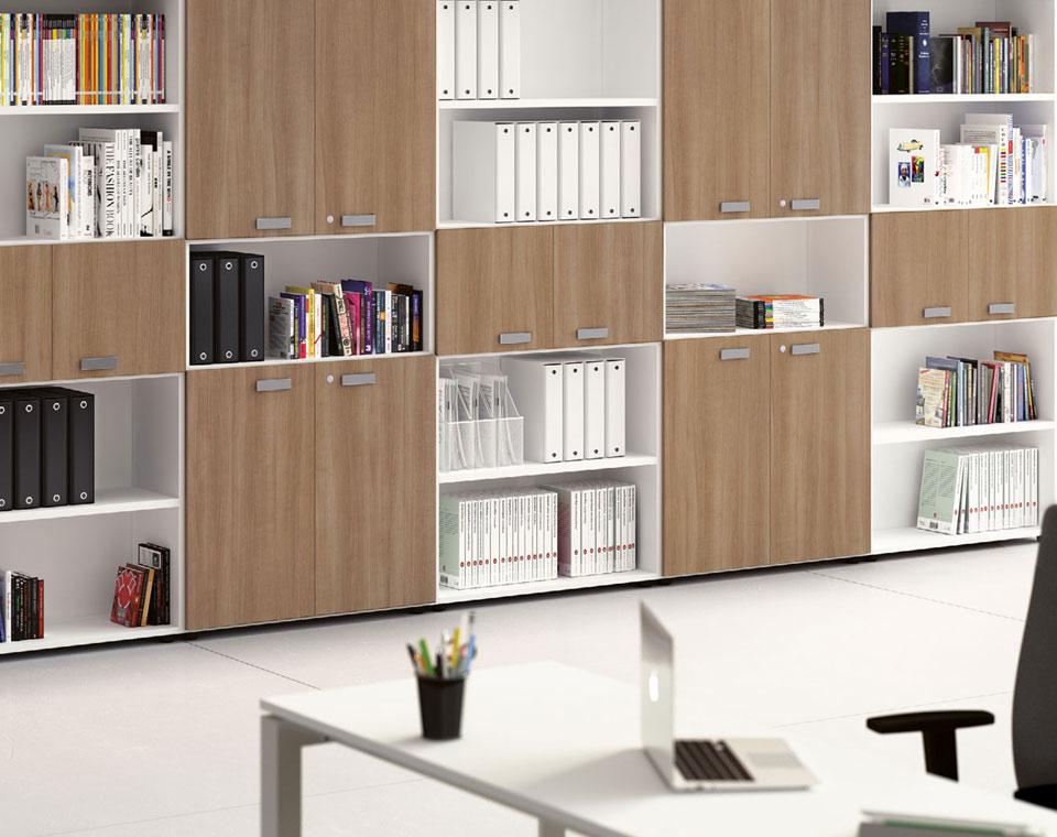 Vendita mobili ufficio arredo ufficio moderno classico e for Mobili contenitori design