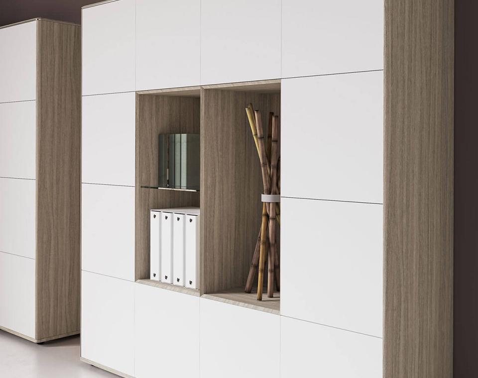 Contenitori ufficio mobili contenitori e componibili for Mobili contenitori