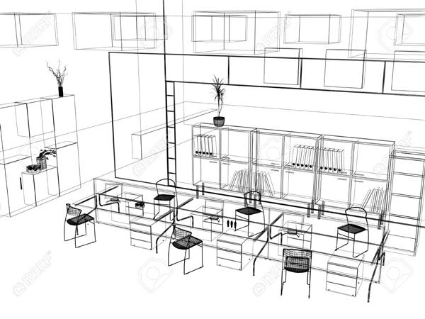 Progettazione arredamento ufficio Varese